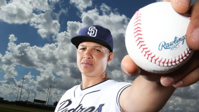 Padres Canon: Will Venable