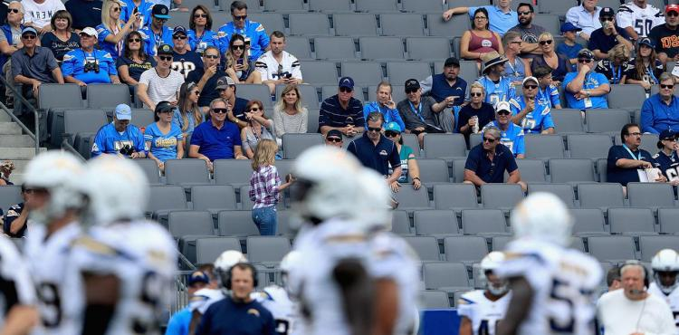 The Chargers and the Curious Case of Caring Too Much