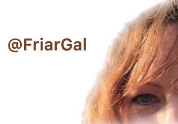 Touching base: FriarGal