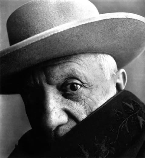 Penn, Picasso