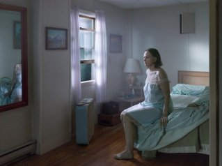 Gregory Crewdson, Seated Woman on Bed. 2013