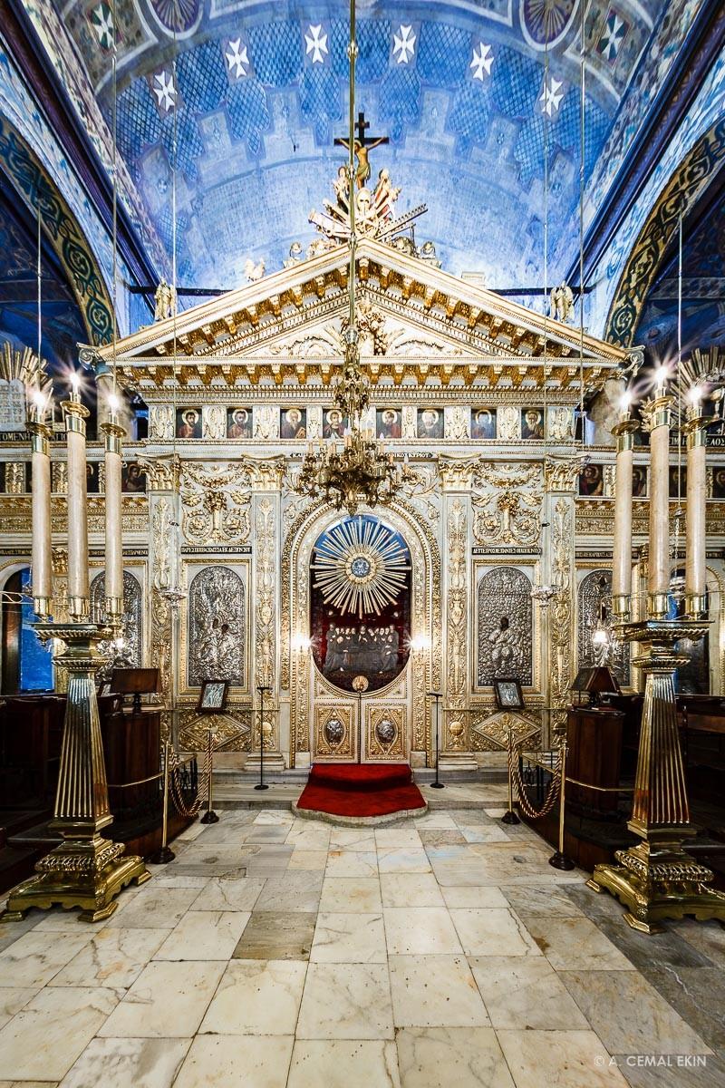 Panagia Isodion Church - Istanbul - A. Cemal Ekin