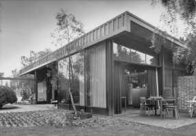 Nesbitt House - Richard Neutra - Julius Shulman