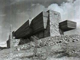 Rose Pauson House - Frank Lloyd Wright - Pedro Guerrero © Pedro e Guerrero Archives