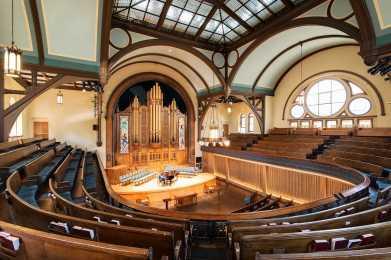 Trinity St. Paul's Church - ERA - Arnaud Marthouret