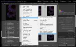 Push images as layers to Photoshop from Lightroom