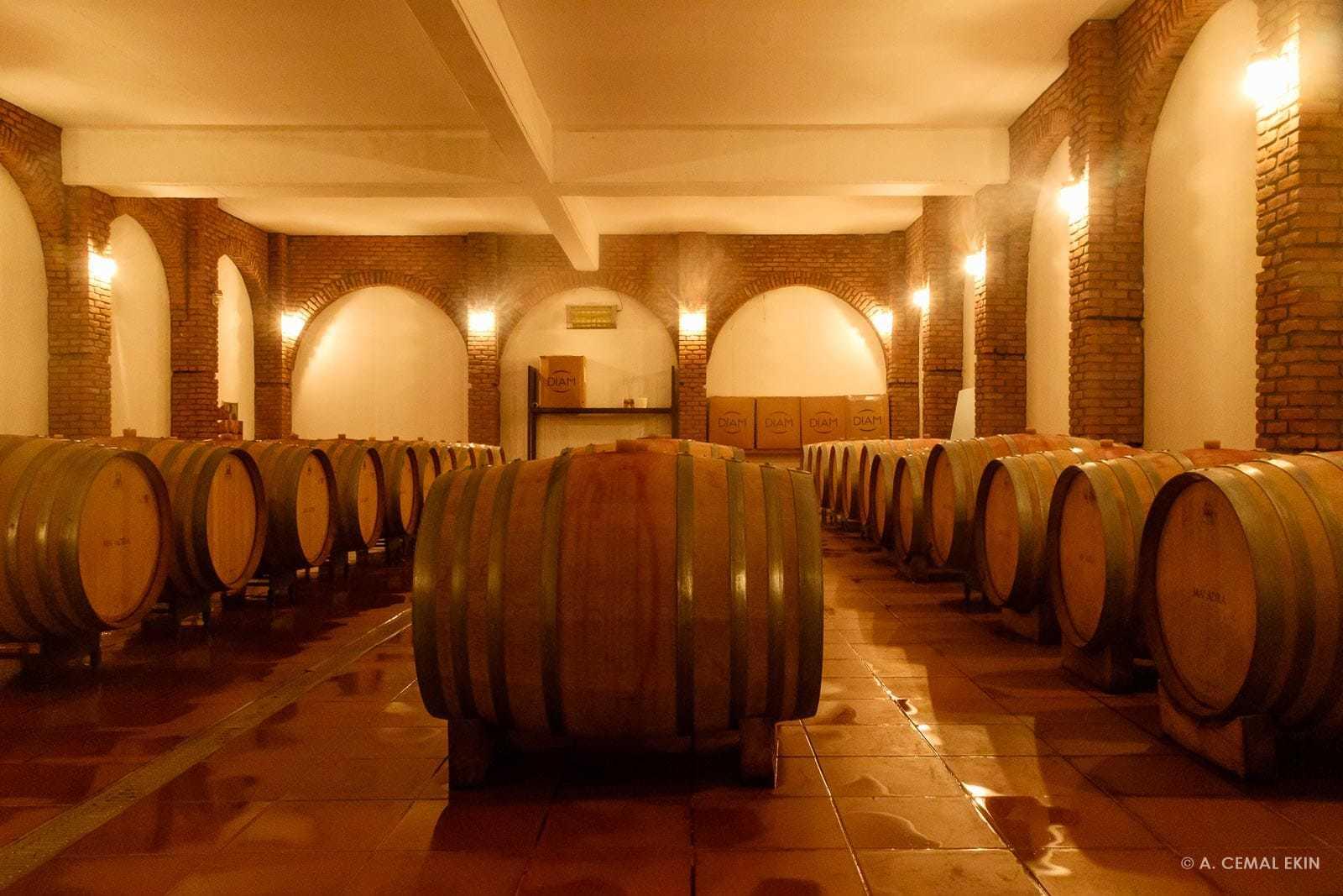 Ma'Adra Winery stage three