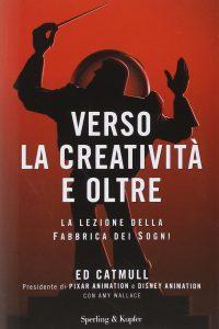 Verso la creatività e oltre - Copertina