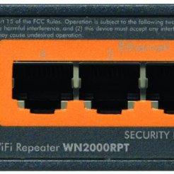 Netgear WN2000RPT-100PES - Porte