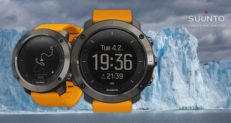 Suunto traverse smartwatch outdoor