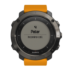 Suunto Traverse - Notifica chiamata