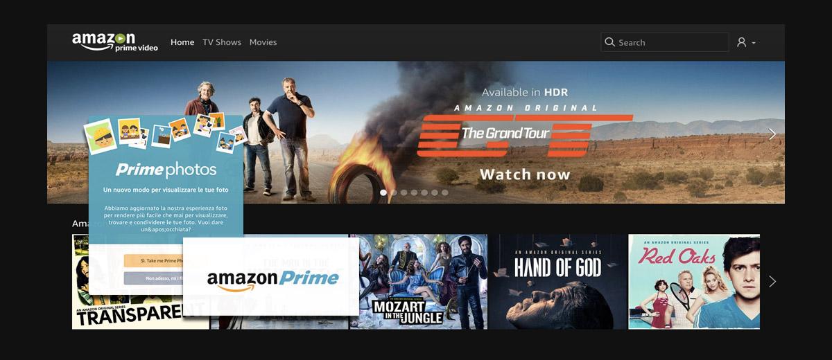 Amazon Prime - Keptun