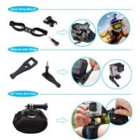 Kit accessori GoPro - Dettagli 3