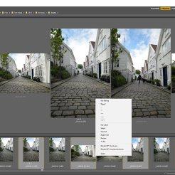 Adobe Bridge - Punteggio