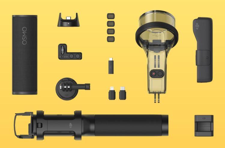 DJI Osmo Pocket accessori