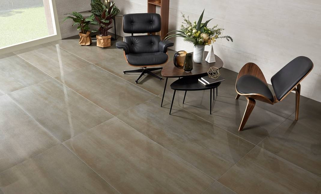 how can porcelain tiles be properly