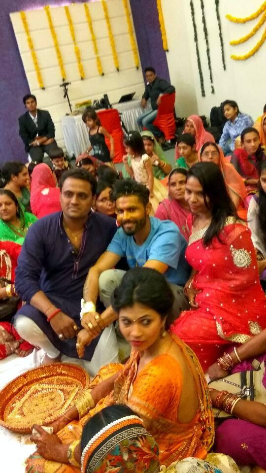 Ravindra Jadeja Marriage Photos  Kerala9com