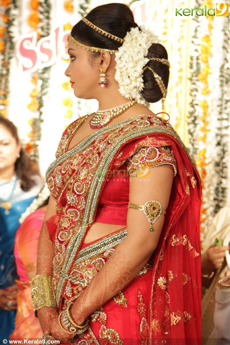 Shritha Sivadas Wedding Reception Photos 02987