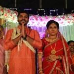 Anjali Nair Brother Ajay Wedding Reception photos 019