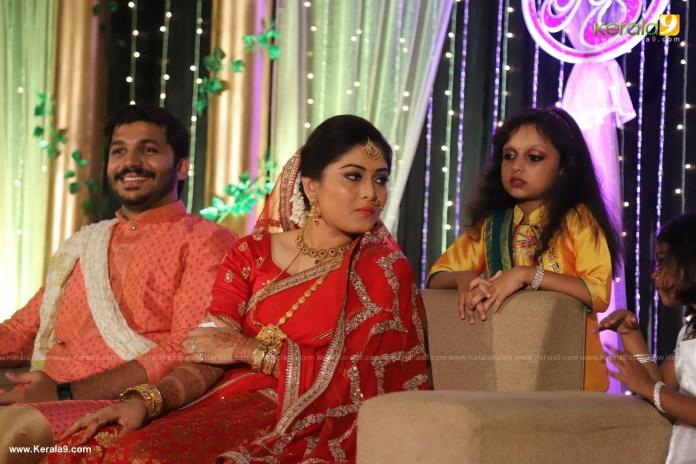 Anjali Nair Brother Ajay Wedding Reception photos 028