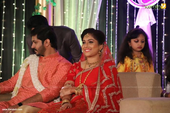 Anjali Nair Brother Ajay Wedding Reception photos 031