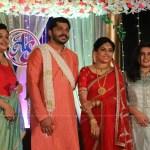 Anjali Nair Brother Ajay Wedding Reception photos 056