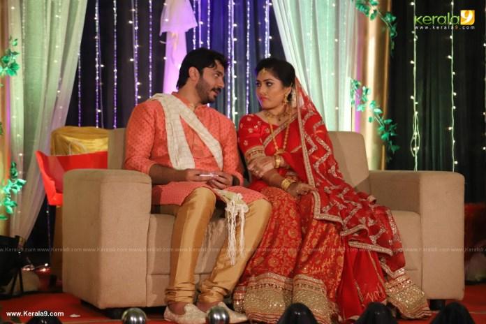 Anjali Nair Brother Ajay Wedding Reception photos 066