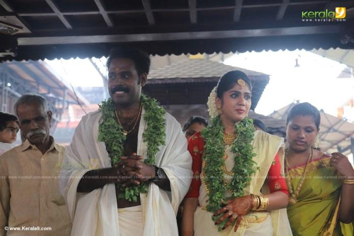 Senthil Krishna Rajamani Marriage Photos 108