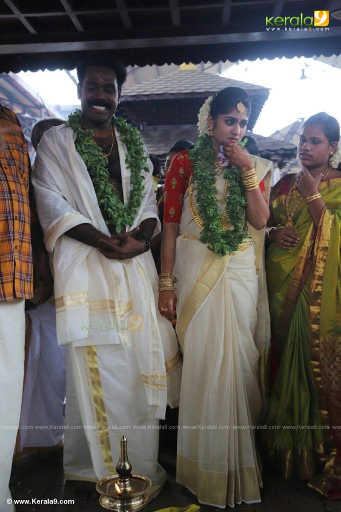 Senthil Krishna Rajamani Marriage Photos 130