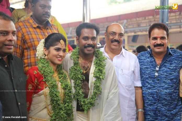 Senthil Krishna Rajamani Marriage Photos 135