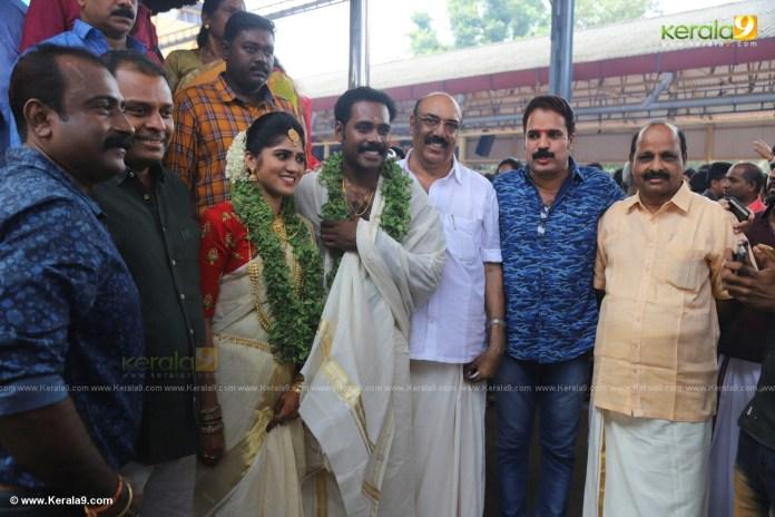 Senthil Krishna Rajamani Marriage Photos 138