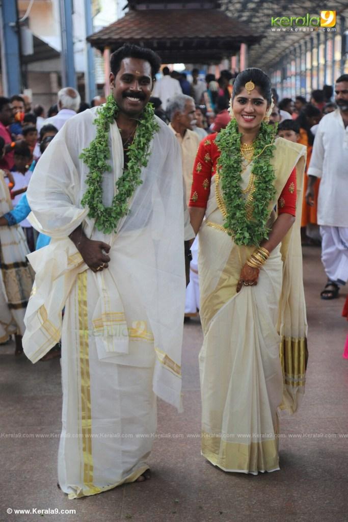 Senthil Krishna Rajamani Marriage Photos 147