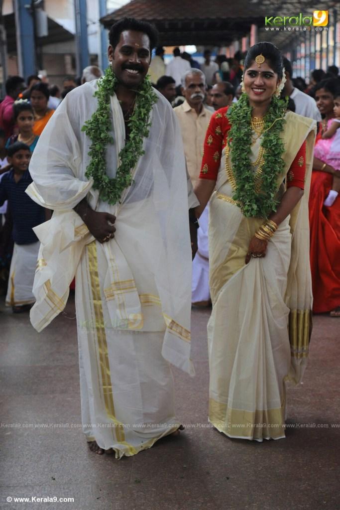 Senthil Krishna Rajamani Marriage Photos 152