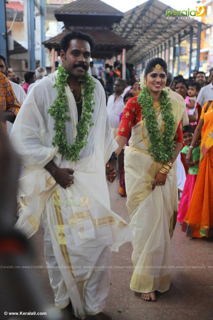 Senthil Krishna Rajamani Marriage Photos 163