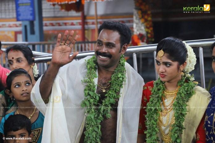 Senthil Krishna Rajamani Marriage Photos 178