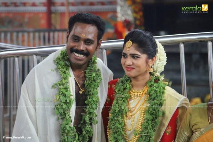 Senthil Krishna Rajamani Marriage Photos 182