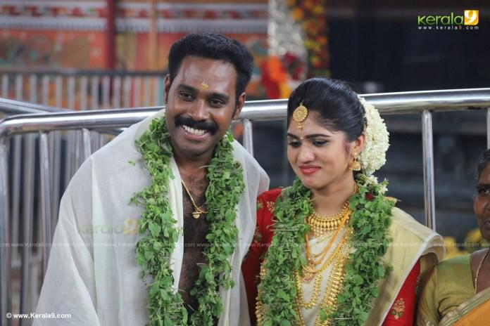 Senthil Krishna Rajamani Marriage Photos 183