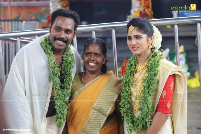 Senthil Krishna Rajamani Marriage Photos 184