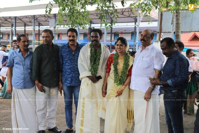 Senthil Krishna Rajamani Marriage Photos 207