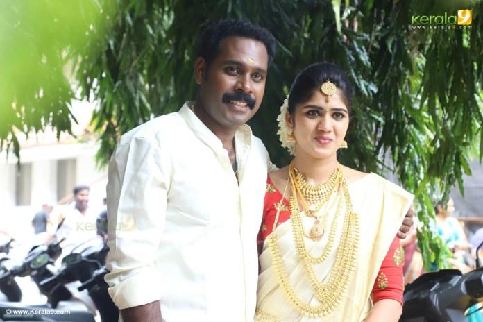 Senthil Krishna Rajamani Marriage Photos 215