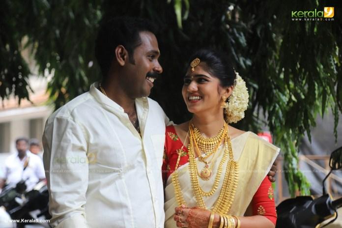 Senthil Krishna Rajamani Marriage Photos 218