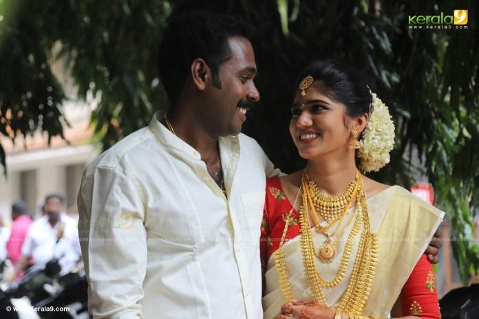 Senthil Krishna Rajamani Marriage Photos 220