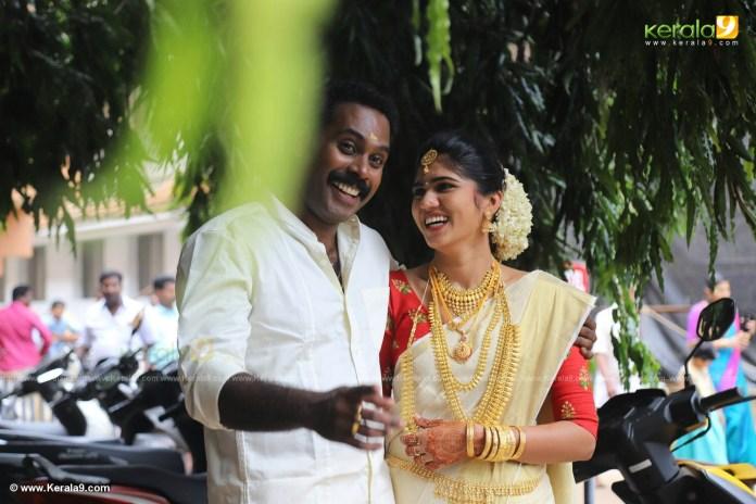 Senthil Krishna Rajamani Marriage Photos 222