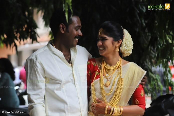 Senthil Krishna Rajamani Marriage Photos 226