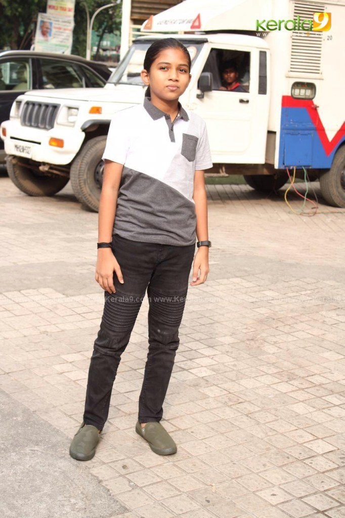 Achuthan at the Trailer Launch Event 1