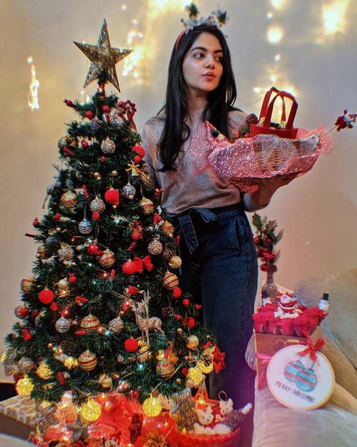 Actress And actors Christmas Celebration 2019 Photos 004