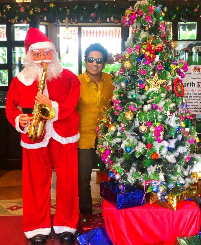 Actress And actors Christmas Celebration 2019 Photos w2 010