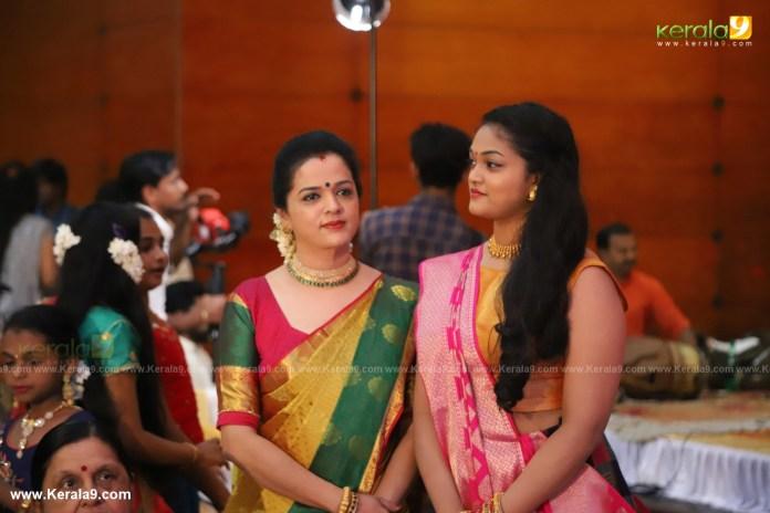 actress mahalakshmi marriage photos 002