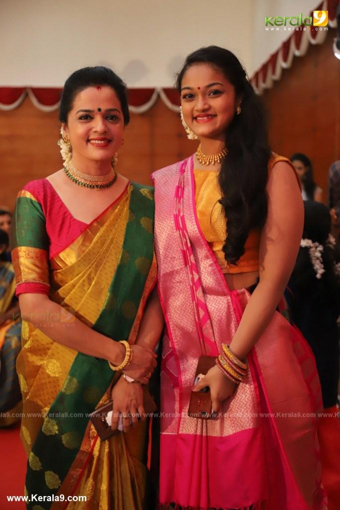actress mahalakshmi marriage photos 006