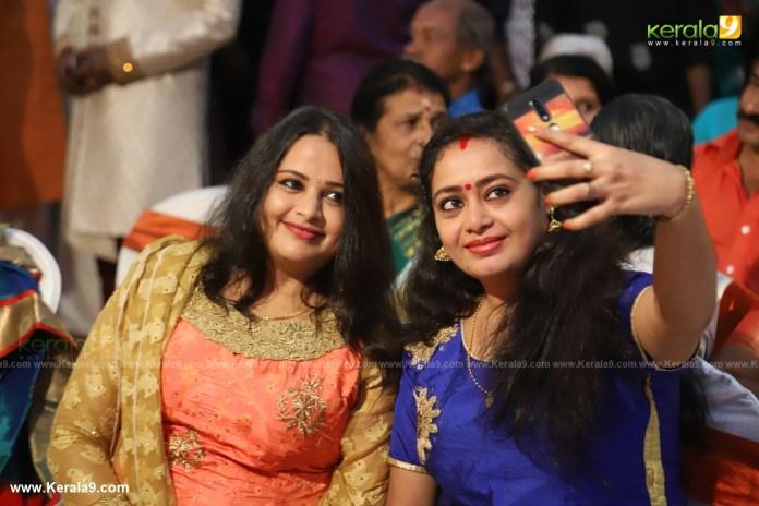 actress mahalakshmi marriage photos 014